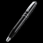 Mini- Kugelschreiber schwarz