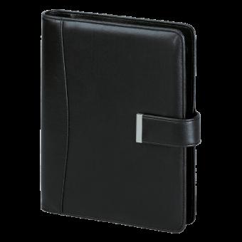 Zeitplaner Manager - Softfolie CLASSIC schwarz