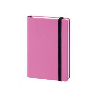 Hardcover, glatt, rosa