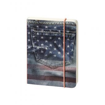 """Karton-Einband, """"Amerika"""""""